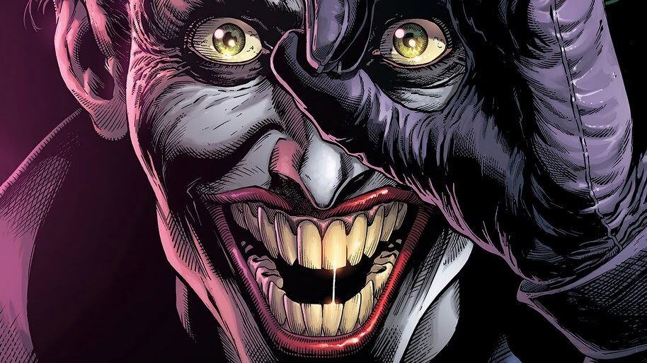 Joker, DC, Comics, 4K, #6.2101