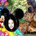 Fotomontajes Infantiles psd niño con tigre