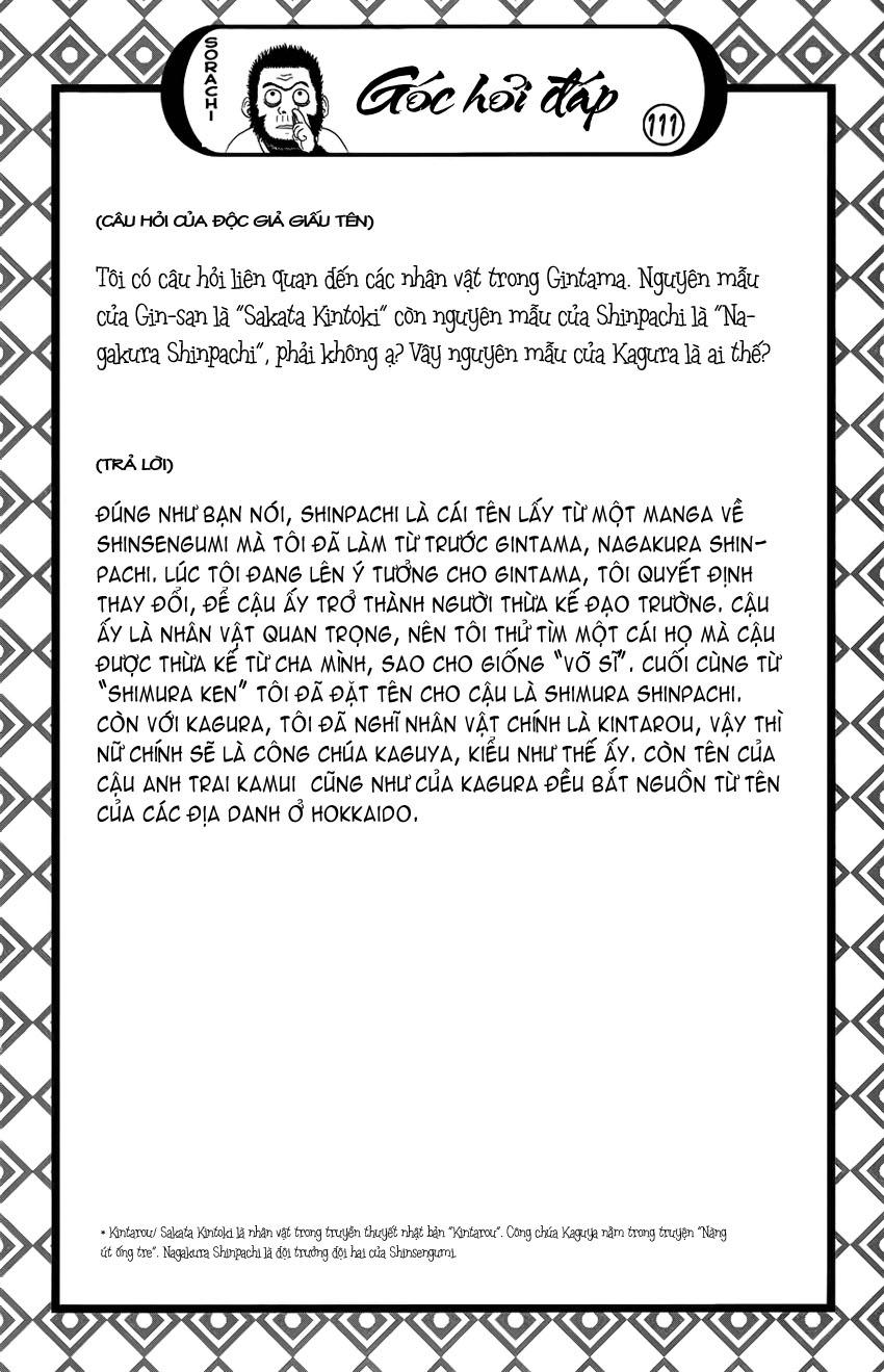 Gintama Chap 355 page 22 - Truyentranhaz.net