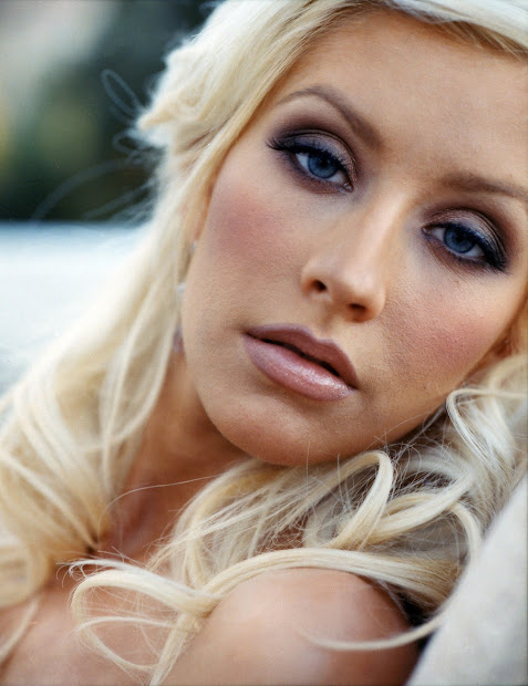 Wallpaper Christina Aguilera