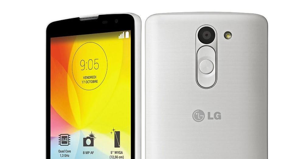 Lg smartphone: lg c105 photo and price.