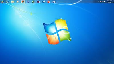 Cara Mengembalikan Tampilan Desktop Yang Terbalik