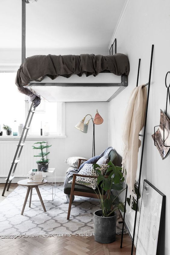 50+ Ideas Decoration of Modern Small Rooms With Pictures 43