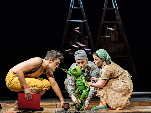 Pinocchio, National Theatre | Review