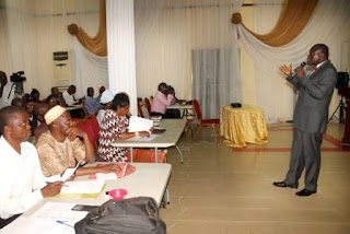 Lagos trains Agric personnel to enhance food security