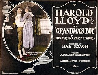 Película El mimado de la abuelita Online