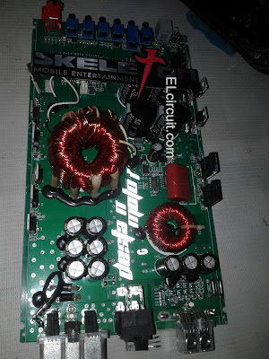 Car power amplifier protect