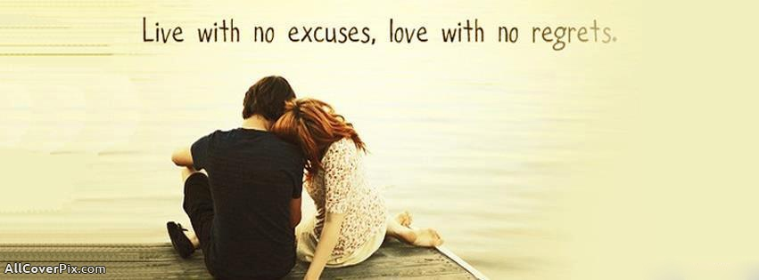 live with no excuses