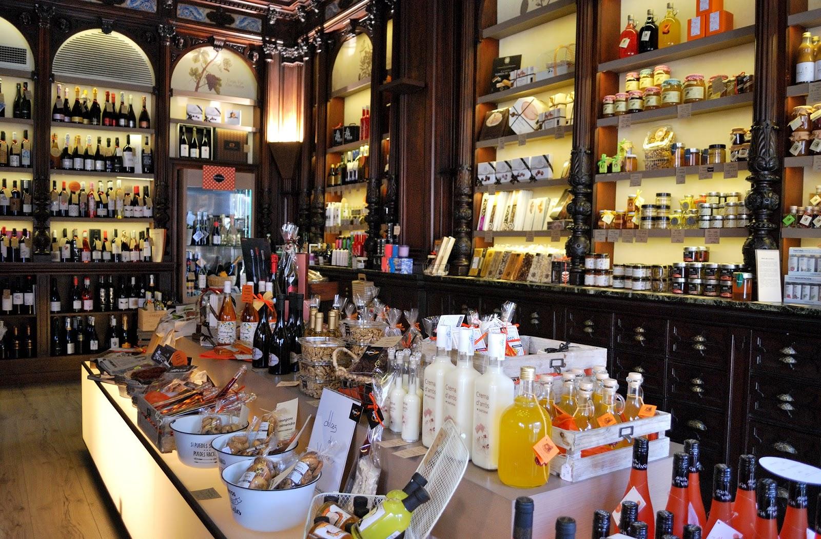 delicatesen delicacy store shop gourmet valencia spain españa