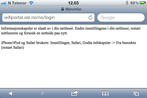 ipad ei nettiyhteyttä