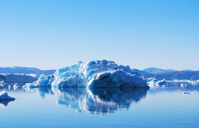 Greenland ice melting four times faster than in 2003