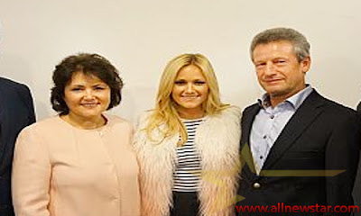 Helene Fischer Family