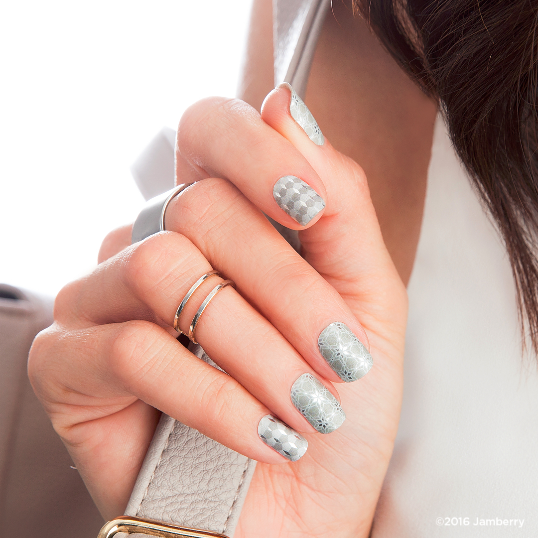 Nail Art Accessories Jamberry Mystic Ice High Quality Materials