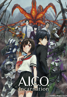A.I.C.O. Incarnation Temporada 1 WEBRip 720p Lat-Cast-Jap