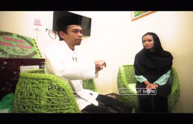 Ustadz Abdul Somad Ungkap Bahaya Bila Dia Jadi Cawapres