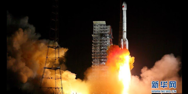 Long March 3B launch on November 5. Credit: news.cn