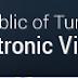Online e-visa