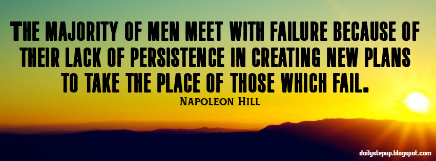 Best Motivational quotes for students: Napoleon Hill Motivational