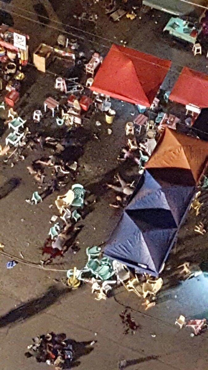 Explosion hits Roxas Night Market in Davao City