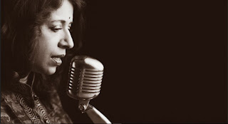 पद्मश्री से सम्मानित गायिका कविता कृष्णमूर्ति