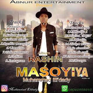 Muhammad El-Dady Rashin Masoyi Album