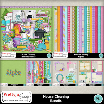 House Cleaning kit et Collection -40% + freebie