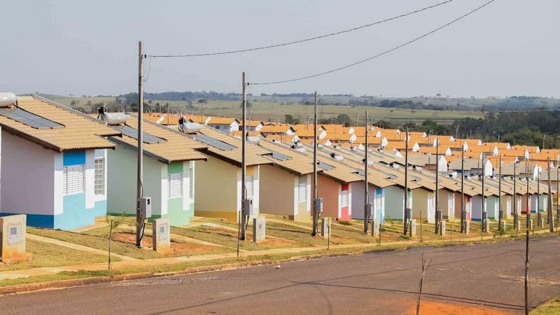 Nos ltimos 4 anos governo entregou 12 casas populares por dia em ms jornal do estado ms for Casa governo it 2018