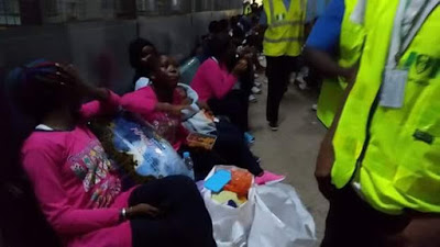 Another Set Of 258 Nigerians Return From Libya (Photos)