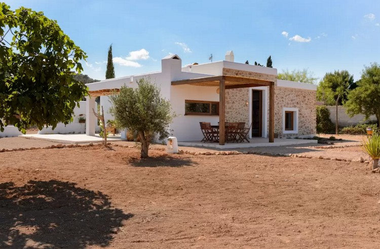 casa vacaciones Ibiza