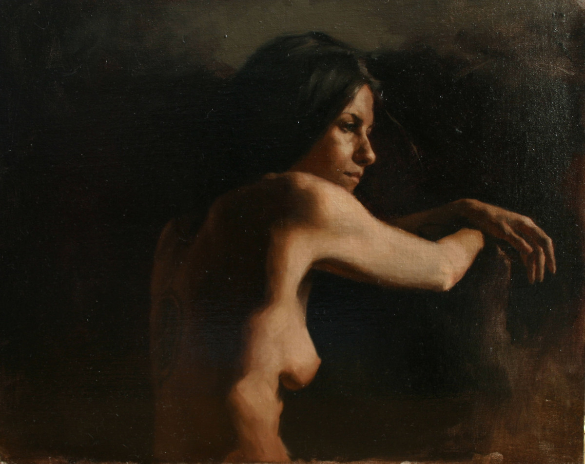 Isabel Garcia Lorca Nude artodyssey: jennifer gennari