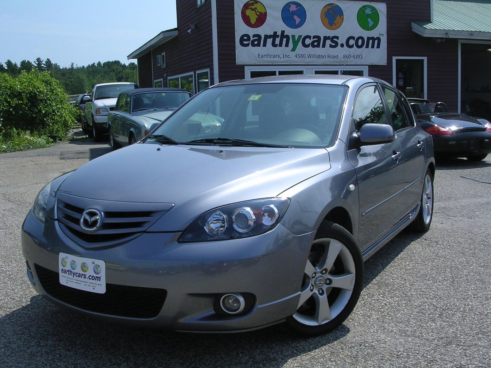 medium resolution of earthy car of the week 2005 mazda mazda3