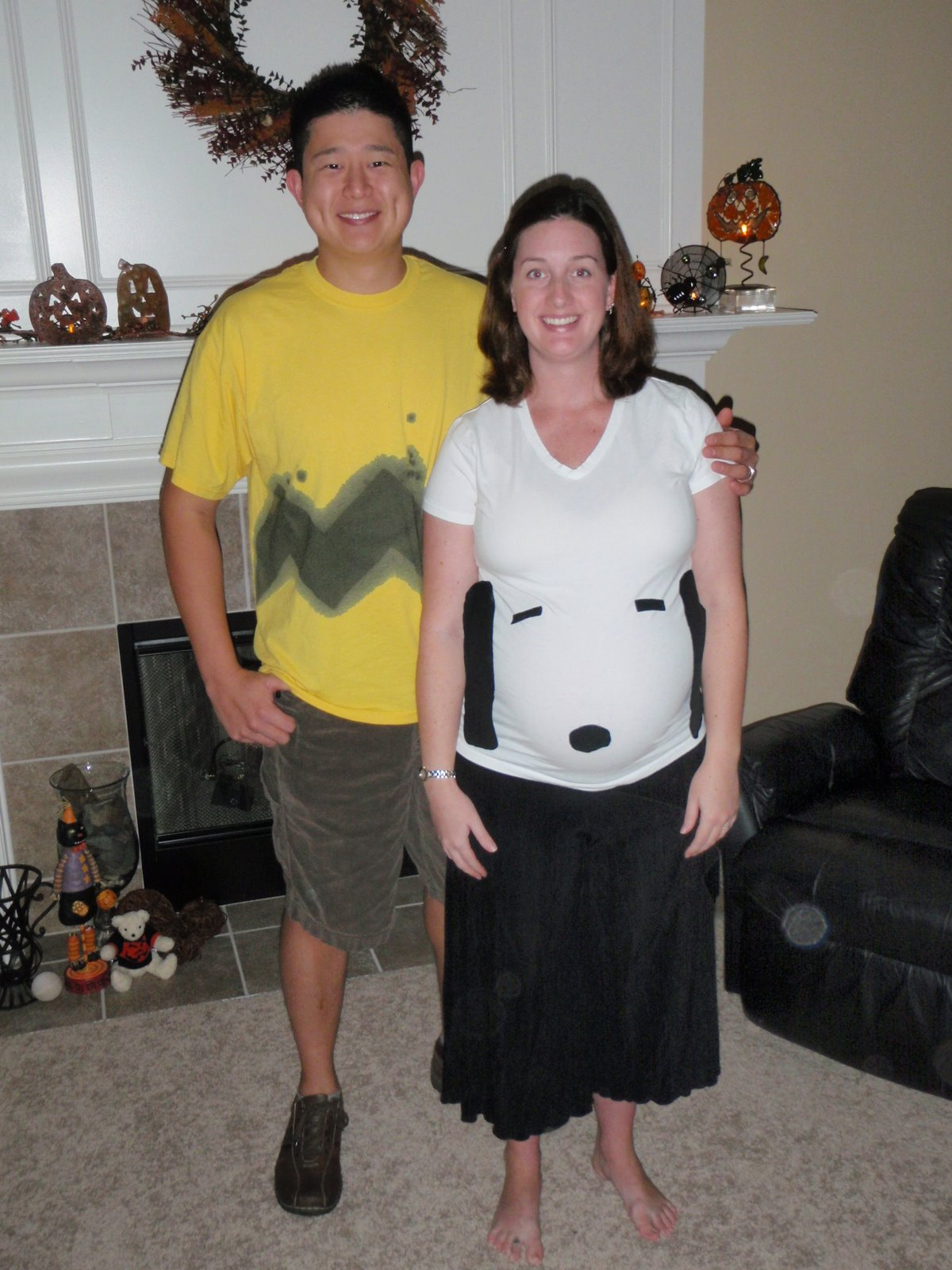 do it yourself divas: 10 greatest diy maternity halloween costume ideas