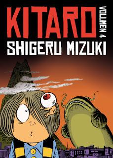 KITARO 4  Manga de Shigeru Mizuki Reseña de Kitaro desde Astiberri comics