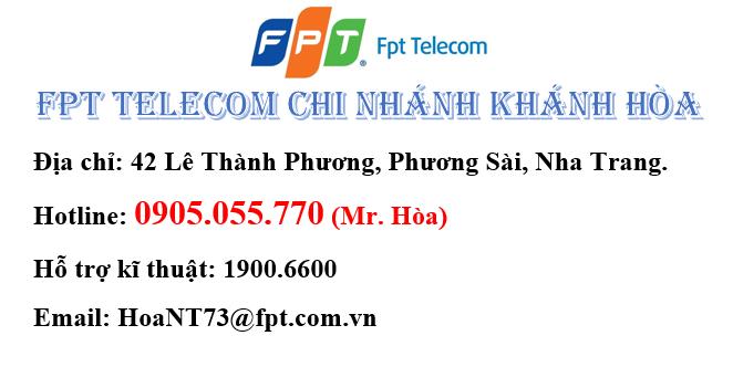 Liên hệ FPT Nha Trang
