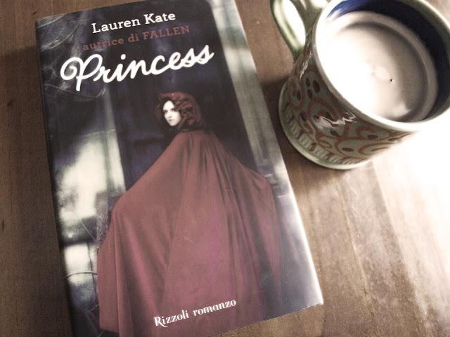 Princess Lauren Kate libro