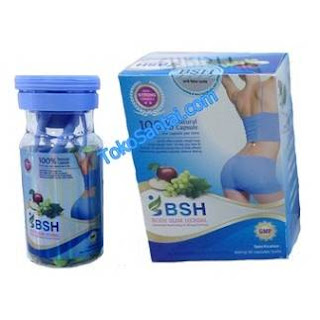 Body Slim Herbal Kapsul