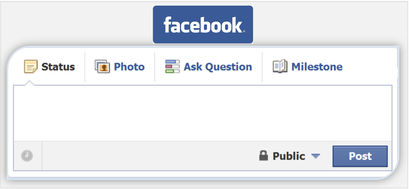 How To Post Empty Status On Facebook [Easy]