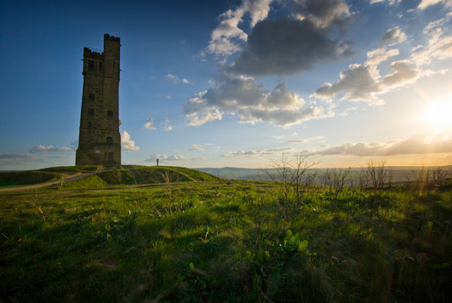 Rapunzel's Tower, Huddersfield, UK