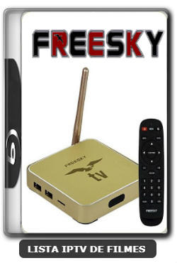 Freesky OTT Stream Nova Atualização USB V2.0.3.42 Melhorias no IPTV e VOD - 24-12-2019