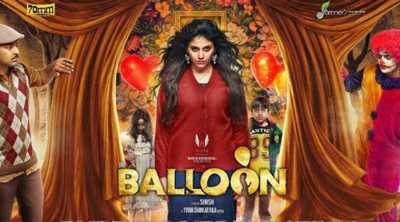 Balloon (2017) Tamil Movie Download TCRip