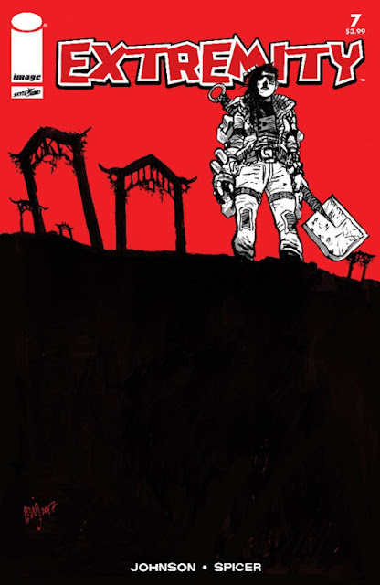 Month of Covers in Tribute to THE WALKING DEAD Coming From Image Comics