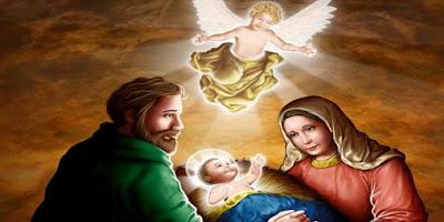 imagem da Sagrada Família