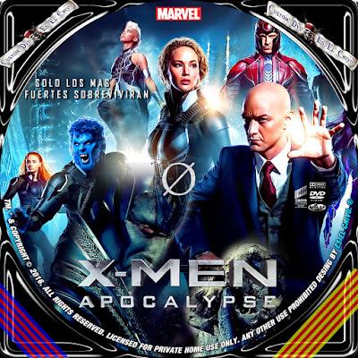 xmen apocalypse 2016 dvd cover coverdvdgratis