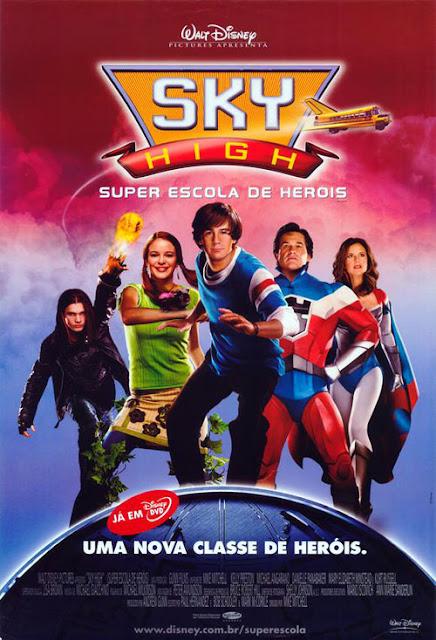 Sky High (2005) สกายไฮ รวมพันธุ์โจ๋ พลังเหนือโลก