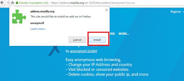 cara membuka situs diblokir