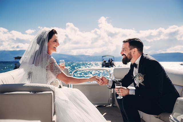 Sängerin Marla Blumenblatt heiratete in Makedonien