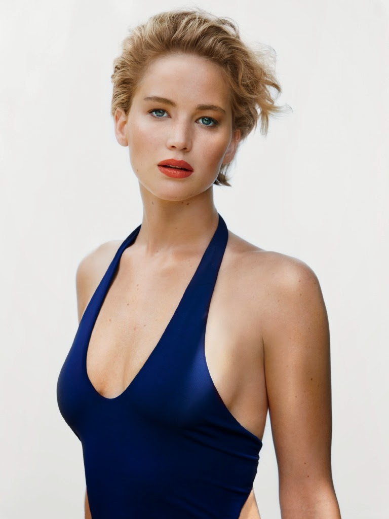 Jennifer Lawrence Makeup Tutorial: Jennifer Lawrence Fansite: PHOTOS: Jennifer Lawrence For