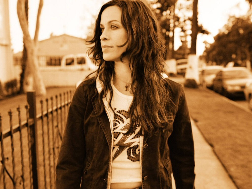 My Dirty Music Corner Alanis Morissette