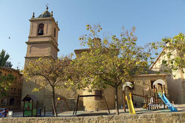 Iglesia de San Pedro, Puente la Reina