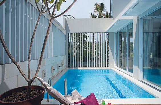 Inilah Desain Rumah Tropis Sederhana Nan Asri